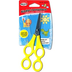 Dětské nůžky pro správnou výuku stříhání