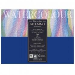 Blok na akvarel 30x40 cm 300g/m² 25% bavlna Fabriano