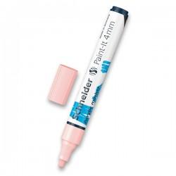 Akrylový popisovač světle růžový matný 4 mm