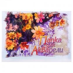 Papíry na akvarel A3 200g/m² 20 listů Květiny Palazzo