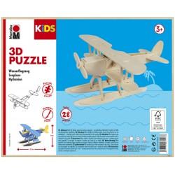 3D Puzzle Hydroplán 9x 21cm Marabu
