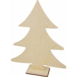 Stromek dřevěný 26 cm
