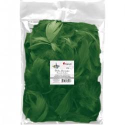 Peříčka tmavě zelená 16 g Titanium