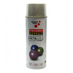 Barva ve spreji šedá metalická Prisma effect 400ml Schuller