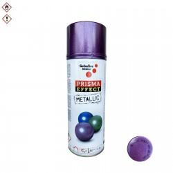 Barva ve spreji fialová metalická Prisma effect 400ml Schuller