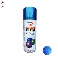 Barva ve spreji modrá metalická 400 ml Schuller