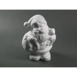 Polystyrenový Mikuláš 18 cm