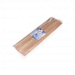 Špejle dřevěné nehrocené 30 cm 2,5 mm 100 kusů