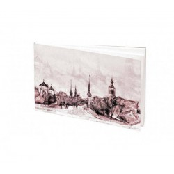 Blok na akvarel 130x187 mm 200g/² 20 listů Tallin Palazzo