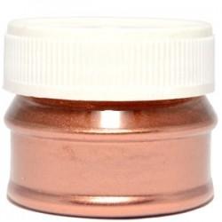 Metalický pigment, měděná