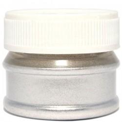 Metalický pigment, stříbrná