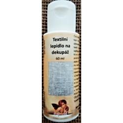 Textilní lepidlo na dekupáž,  60 ml, Daily ART