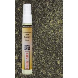 Inkoustový sprej, Zlatá měňavá, 30 ml, DailyART
