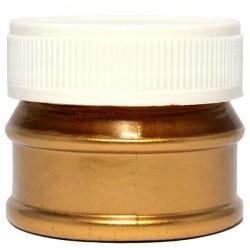 Metalický pigment, Zlatá tmavá, 15 g