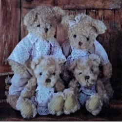 Ubrousek, Medvědí rodinka