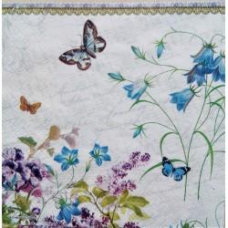 Ubrousek, Zvonky a motýlci