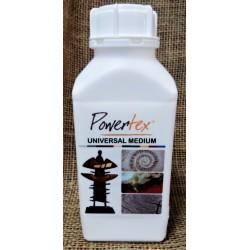 Powertex, barva krémová, yvory, 500g