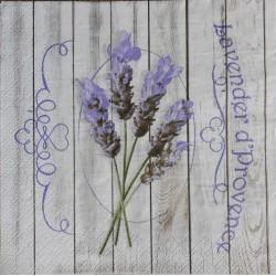 Ubrousek, Lavender Provence 33x33 cm