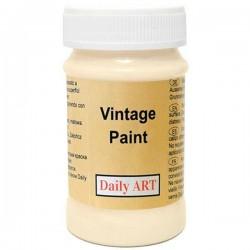 Barva Vintage, křídová, krémová, 100 ml