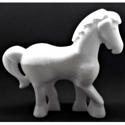 Polystyrenový kůň 13 cm