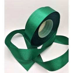 Stuha, smaragdově zelená, šířka 2,5 cm