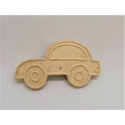 Keramické omalovánky, auto, magnetka, 3,5 x 6 cm