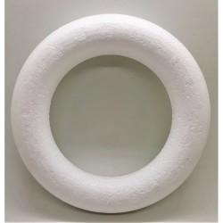 Věnec, polystyrenový, průměr 16 cm