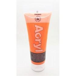 Akrylová barva, Oranžová, 75 ml