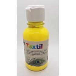 Barva na textil, Žlutá, 125 ml