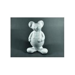 Polystyrenový myšák 20,5 cm