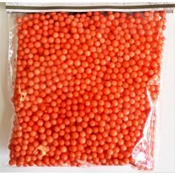 Polystyrenové kuličky žluté 4-6 mm 8 g