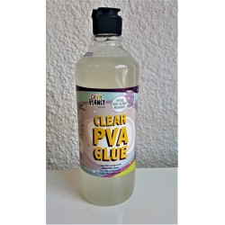 PVA lepidlo transparentní 600 ml Craft Planet