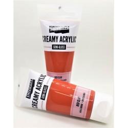 Akrylová barva lesklá červený jíl 60 ml Pentart