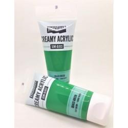 Akrylová barva lesklá zelená tráva 60 ml Pentart
