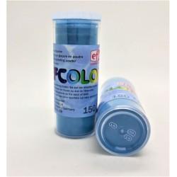 Smaltovací prášek modrý strukturovací Efco 10 ml