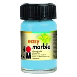 Mramorovací barva světle modrá 15 ml Marabu