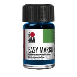 Mramorovací barva azurová 15 ml Marabu