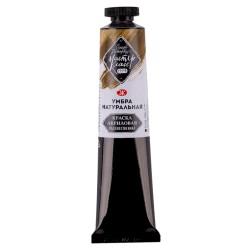 Akrylová barva Raw Umber 46 ml Master Class