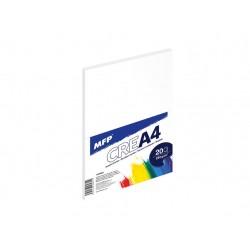 Kreslící karton 20listů A4 250g/m²
