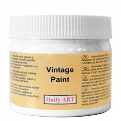 Vintage barva, Bílá, 300ml