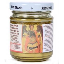 Tekuté zlato odstín anglické zlato 125 ml Renesans