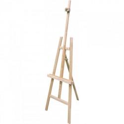 Malířský stojan typu A ze smrkového dřeva