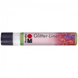 Glitrový liner 25 ml Marabu