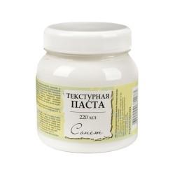 Reliéfní hladká pasta bílá 220ml Sonnet Nevskaya Palitra