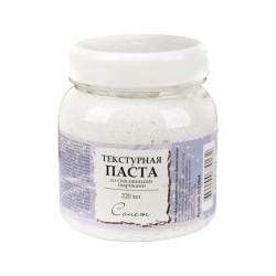 Reliéfní akrylová pasta se skleněnými kuličkami 220ml Sonnet Nevskaya Palitra