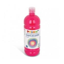 Temperová barva tmavě růžová 1000 ml Primo