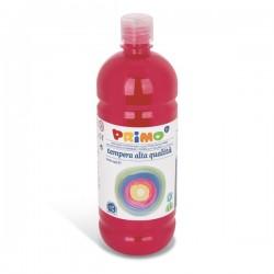 Temperová barva šarlatově červená 1000 ml Primo