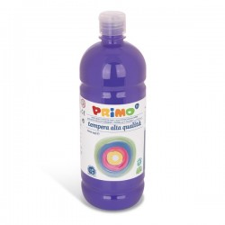 Temperová barva fialová 1000 ml Primo