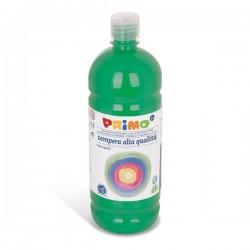 Temperová barva tmavě zelená 1000 ml Primo