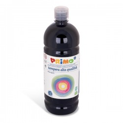 Temperová barva černá 1000 ml Primo